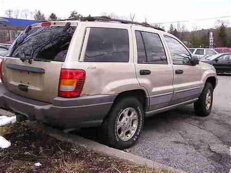2000 Jeep Grand Laredo Parts Purchase Used 2000 Grand Laredo 4 O L Repair Or