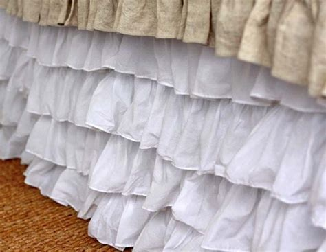 Ruffle Crib Bed Skirt by 25 Best Ideas About Ruffle Bed Skirts On Crib