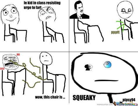 Meme Chair - this chair is squeaky by pipsy94 meme center