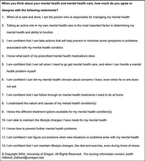 patient activation change4health