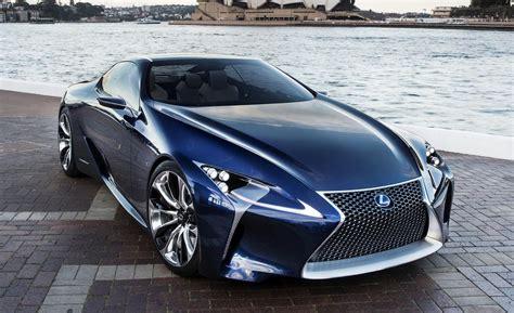 lexus sports car sports cars
