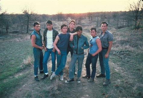 outsiders coppola s new version starring rob lowe the outsiders special edition blu ray dvd volt caf 233