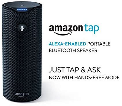 amazon tap refurbished amazon tap alexa speaker 69 99 shipped