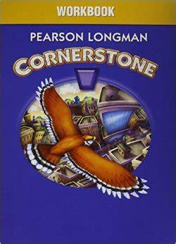 Cornerstone 2013 Workbook Grade 4 pearson longman cornerstone grade 5 workbook edition 2013