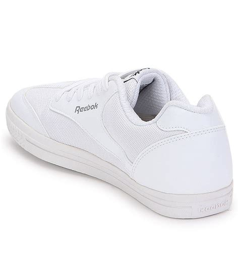Shoes Casual Shoes White reebok casual shoes white nolimit nu