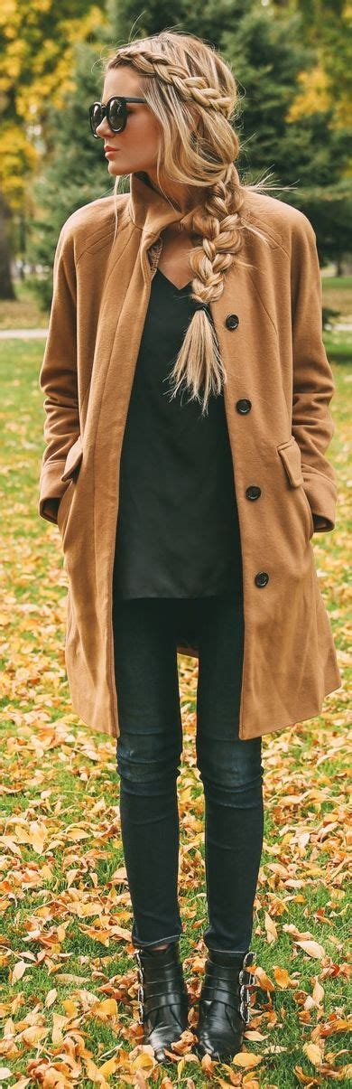 coat hair style photos 25 cute winter hairstyles for college girls for chic look