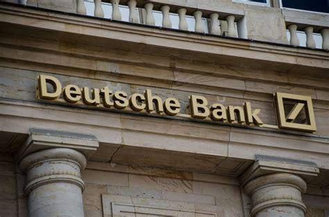 rahmenkredit deutsche bank deutsche bank mit vier prozent plus an dax spitze sektor