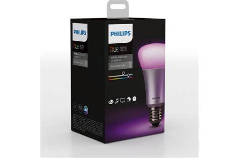 ls for philips hue ampoule led connect 233 e philips hue culot e27 1822505 hue