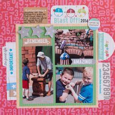 Challenge Use Themed Papers For Non Themed Layouts 3 by Disney Scrapbooking On 310 Pins