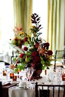 fall centerpieces with feathers lala lissy lou pheasant feathers and roses fall wedding