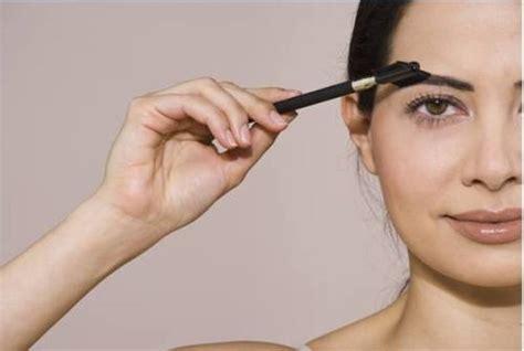 cara membuat alis untuk remaja cara membentuk alis tanpa mencukur untuk wajah bulat