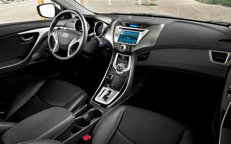 Hyundai Elantra 2015 Interior by Image Gallery 2012 Elantra Interior