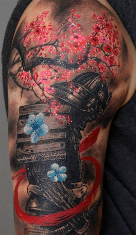 tattoo japonais québec 18 best cherry blossom tattoos for women images on