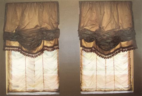 maria j window treatments and home decor closed 28 photos traditional window treatments swags jabots tassels