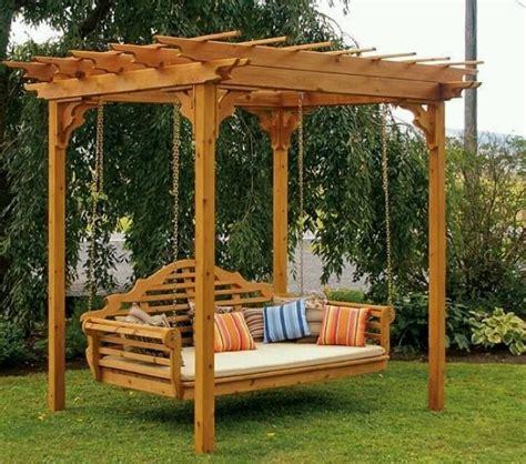 backyard swing bench » All for the garden, house, beach