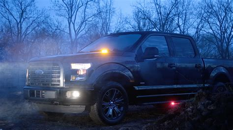2017 ford f150 lights 2017 ford f150 strobe light package egmcartech