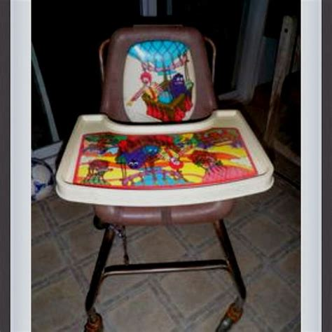 Mcdonalds Chairs by School Mcdonalds High Chair 80 S Baby