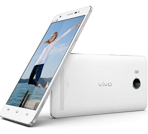 Handphone Vivo Xshot Ultimate mobile review