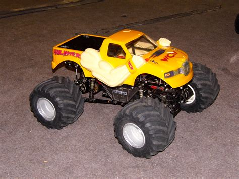 Rc Monster Truck Racing Alive And Well Rc Truck Stop