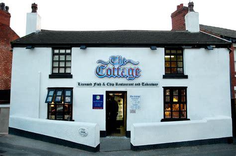 The Cottage Takeaway The Cottage Fish Chip Restaurant Menu Blackpool Lancashire
