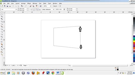 tutorial membuat logo windows dengan coreldraw cara membuat logo windows 8 dengan corel draw belajar