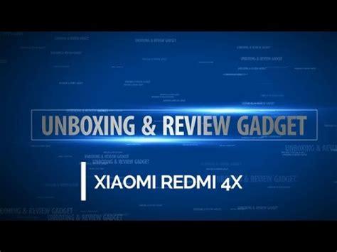 Xiaomi Redmi 4x Gold Ram 2gb Rom 16gb T3009 1 unboxing xiaomi redmi 4x gold ram 2gb rom 16gb mrpsubx