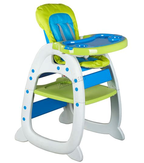 low toddler table and chairs foxhunter baby highchair infant high feeding seat 3in1