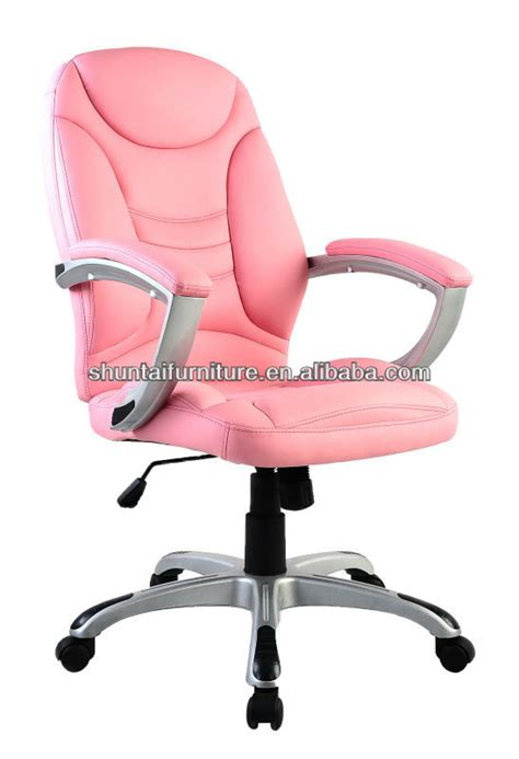 Pink Leather Office Chair Design Ideas Pink Leather Office Chair Pink Computer Chair Pink Computer Chair White Pink Baking Varnish