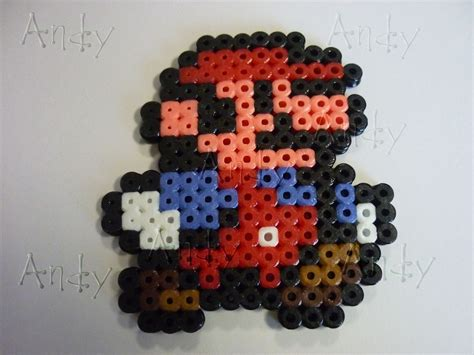 perler bead mario 1000 images about hama on hama