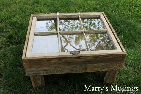 Window Coffee Table by 15 Shabby Chic Decor Ideas The Craftiest