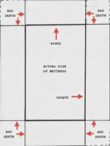 Bed Linen Measurements - sew tessuti blog sewing tips amp tutorials new fabrics pattern reviews october 2013