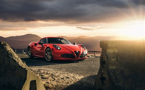 Romeo Car Wallpaper Hd by 2015 Alfa Romeo 4c Launch Edition Wallpaper Hd Car