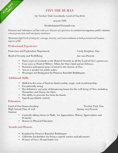 scholarship on resume 28 images emt basic resume