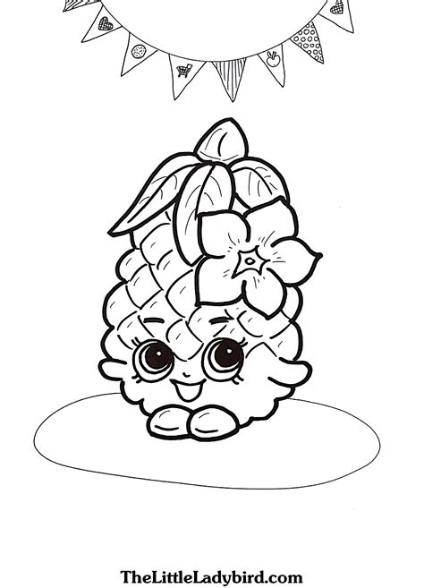 shopkins coloring pages apple blossom 77 shopkins coloring pages apple blossom shopkins