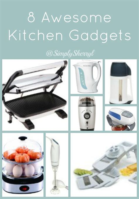 awesome cooking gadgets 8 awesome kitchen gadgets simply sherryl