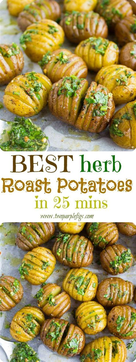 best roast potatoes best herb roast potatoes the absolute best roast potatoes