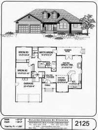 One Story Small House Plans by Small House Plans And Floor Plans