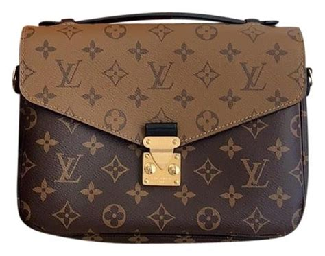 louis vuitton metis monogram reverse leather cross body