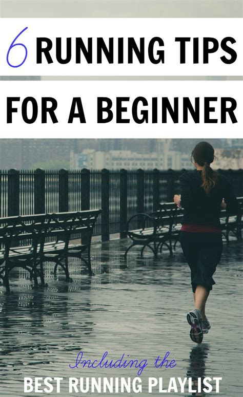 9 best running tips for 1 find a program