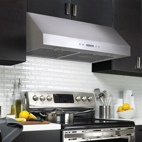 Effectively Clean Stove Hoods ? The Homy Design