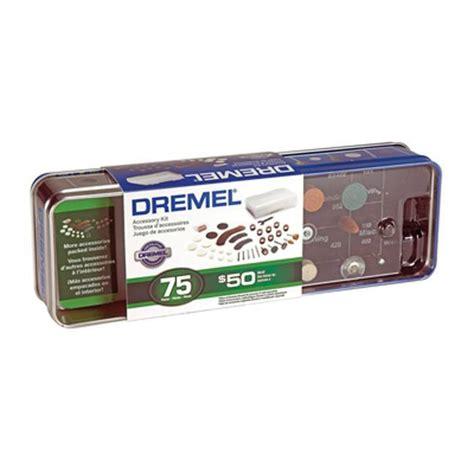 dremel 707 01 75 accessory kit