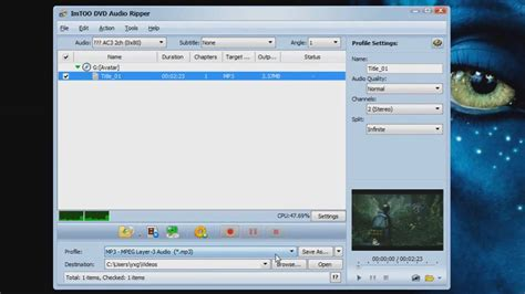 format audio video youtube imtoo dvd audio ripper extract audio from dvds to any