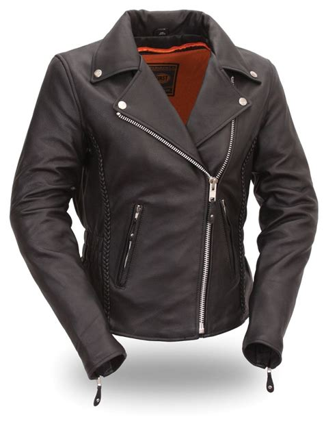 womens leather motorcycle jacket womens black hourglass leather motorcycle jacket