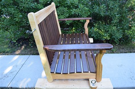 Ash And Walnut Porch Swing Woodworking Blog Videos