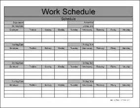 here is a preview of the quot wide row monthly work schedule