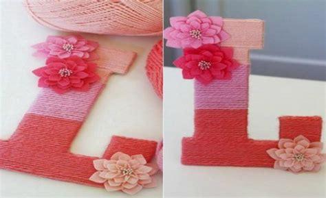 decorar cuarto de bebe manualidades manualidades letra decorada para el cuarto de tu beb 233