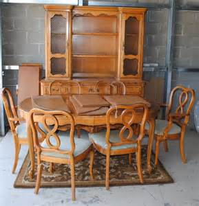 French Provincial Dining Room Furniture by 1960s Dining Room Set Www Galleryhip Com The Hippest Pics