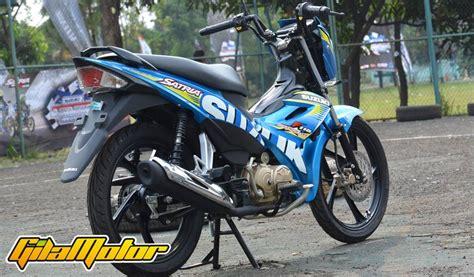 Gear Belakang Satria Fu Smash 32t ride suzuki satria f115 handling ringan