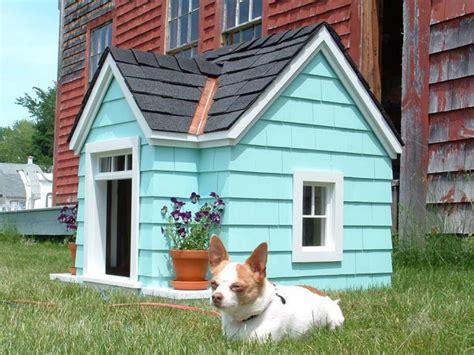 home made dog house 10 designer doghouses built for comfort diy