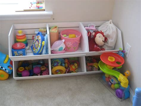 50 easy diy storage ideas to organize kids rooms page 4